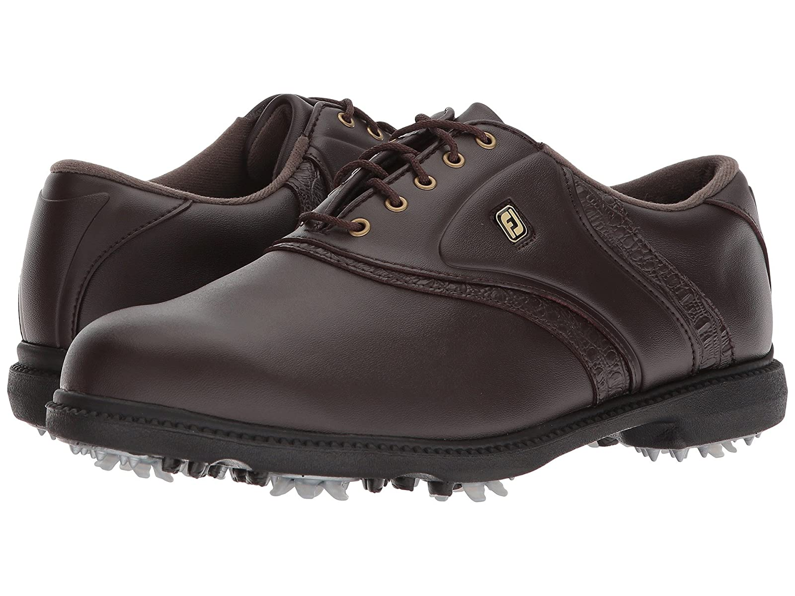 FootJoy Originals Cleated Traditional Plain Toe SaddleAtmospheric grades have affordable shoes