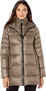 Vince Camuto Women's Warm and Lightweight Down Winter Jacket Coat