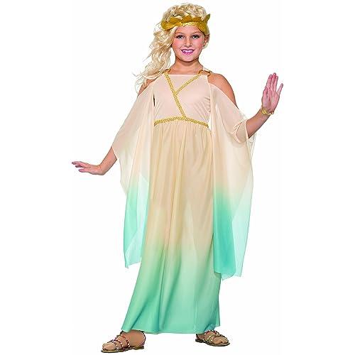Forum Novelties Kids Lovely Goddess Costume, Multicolor, Medium
