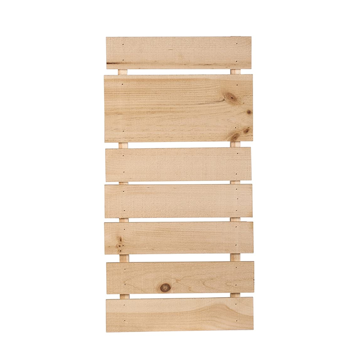 Walnut Hollow Rustic Pallet, 24 by 12-Inch