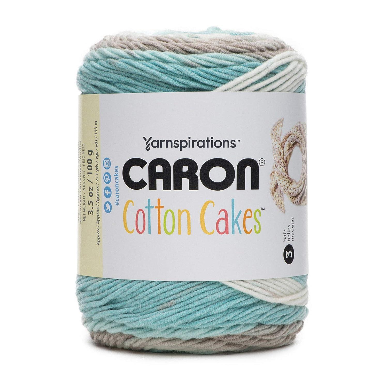 Caron Cotton Cakes 100G Beach Glass