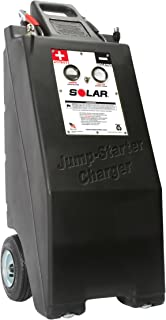 SOLAR 3001 Wheeled Jump Starter / Battery Charger / Auto Air Compressor