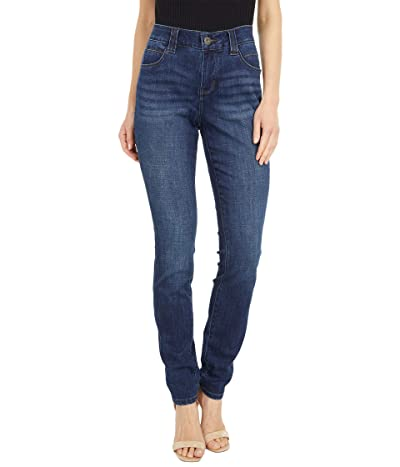Jag Jeans Cecilia Mid-Rise Skinny Jeans in Night Breeze (Night Breeze) Women