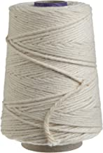 Regency Natural Cooking Twine 1/2 Cone 100% Cotton 500ft
