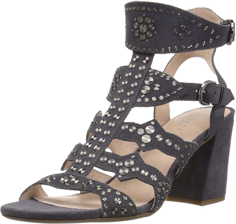 Cecelia New York Womens Cosmo Slide Sandal