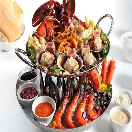 جميع انواع الماكولات البحرية و طرائق تحضيرها بأسهل الطرق-All kinds of seafood and methods of preparing it in the easiest way