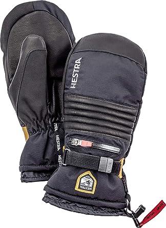 Hestra All Mountain CZone Mitten Versatile Mitt for Skiing and Mountaineering Waterproof