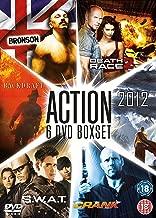 6 Film 2012 2009 Backdraft/ Bronson/ Crank/ Death Race 2/ S.W.A.T.