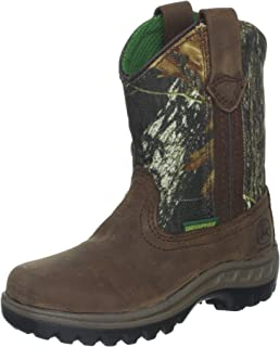 John Deere 2468 Western Boot (Toddler/Little Kid)