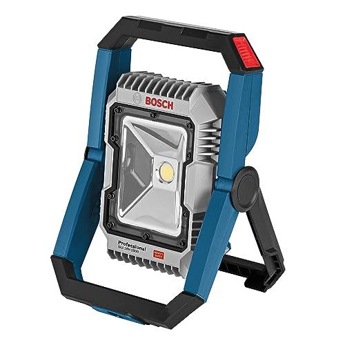 Bosch Batterie lampe de chantier GLI 18V, 1900, 1pièce, 0.601.446.400