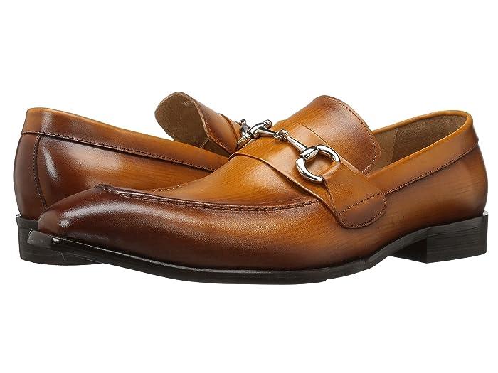 60s Mens Shoes | 70s Mens shoes – Platforms, Boots Carrucci Right On Cognac Mens Shoes $110.00 AT vintagedancer.com