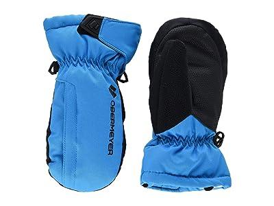 Obermeyer Kids Gauntlet Mitten (Little Kids/Big Kids) (Bluto) Extreme Cold Weather Gloves