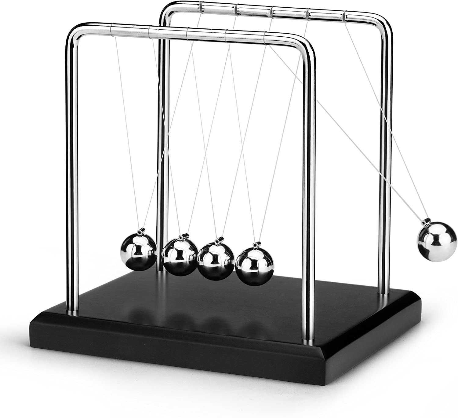 ScienceGeek Genuine Free Shipping Classic Newton's Super beauty product restock quality top Cradle Balance Toy Home Desk Balls