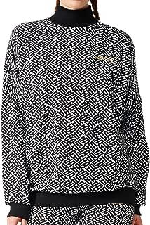 adidas Women Originals Allover Print Sweatshirt