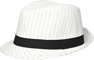 Loftus International Loftus 1920S Gangster Mob Boss Costume Pinstripe Fedora
