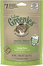 FELINE GREENIES Natural Dental Care Cat Treats 2.5 oz