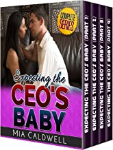 Expecting The CEO's Baby - The Complete Series: BWWM Interracial Billionaire Pregnancy Romance