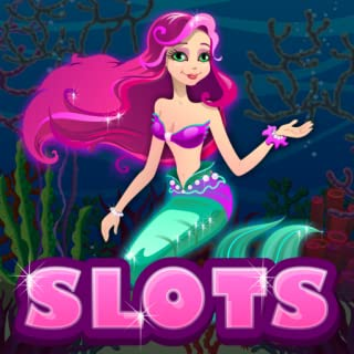 Enchanted Magic Big Sea Mermaid Slots - Under the Mystical Fish Ocean Vegas Millions Doubledown Casino Slot Machine with Gold Bonus Games
