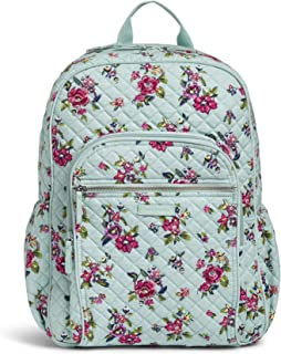 vera bradley campus backpack water bouquet