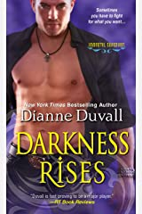 Darkness Rises (Immortal Guardians series Book 4) Kindle Edition