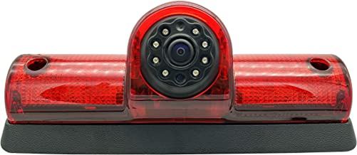$109 » Master Tailgaters Brake Light Camera Replacement for Nissan NV 1500 2500 3500 Passenger and Cargo Van 2009-2016