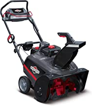 Briggs & Stratton 1222EE 22-Inch Single-Stage Snow Blower with SnowShredder Auger and..