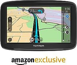 TomTom Start 52 Lite - GPS para coche, 5 pulgadas, mapas de la UE, actualizaciones de software gratuitas (exclusivo de Amazon)