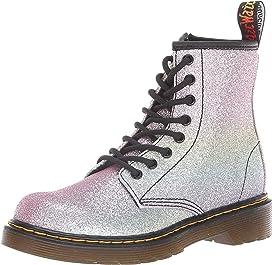 4e86c7e6466c6 1460 Patent Glitter Junior Delaney Boot (Little Kid/Big Kid). Dr. Martens  Kid's Collection