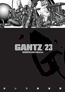 Gantz Volume 23