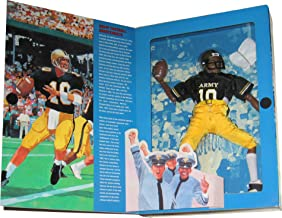 Vintage 1989 GI Joe Army Football Quarterback (African American) 12-Inch Action Figure by Hasbro