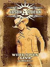 Jason Aldean - Wide Open Live And More