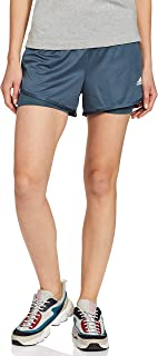 Adidas Women's Heat.RDY Slim Fit Short Polyester