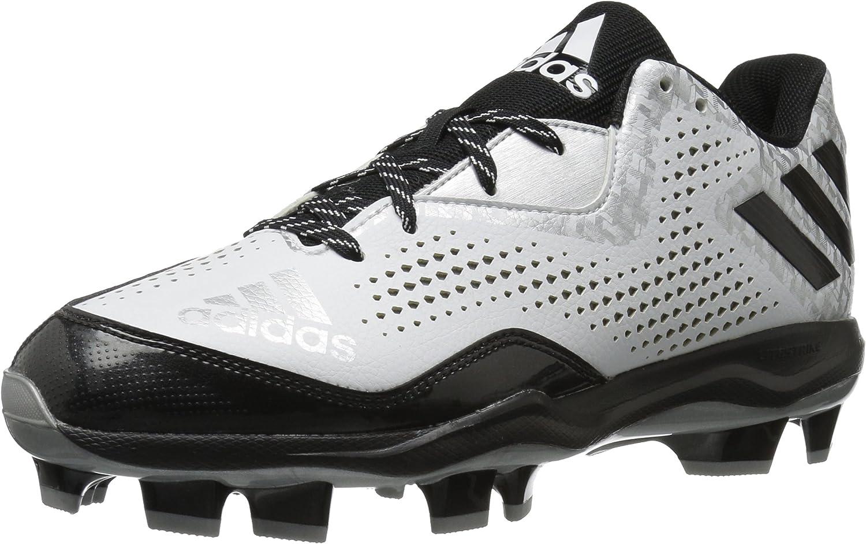 Adidas Men's PowerAlley 4 TPU Baseball shoes