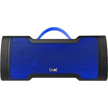 boAt Stone 1000 14W Bluetooth Speaker(Navy Blue)