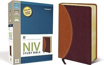 Best niv study bible compact Reviews