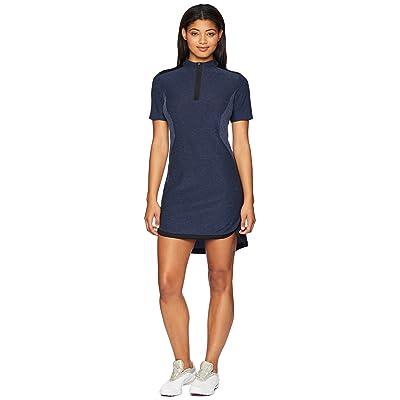 Nike Golf Zonal Cool Dress (Obsidian/Black) Women