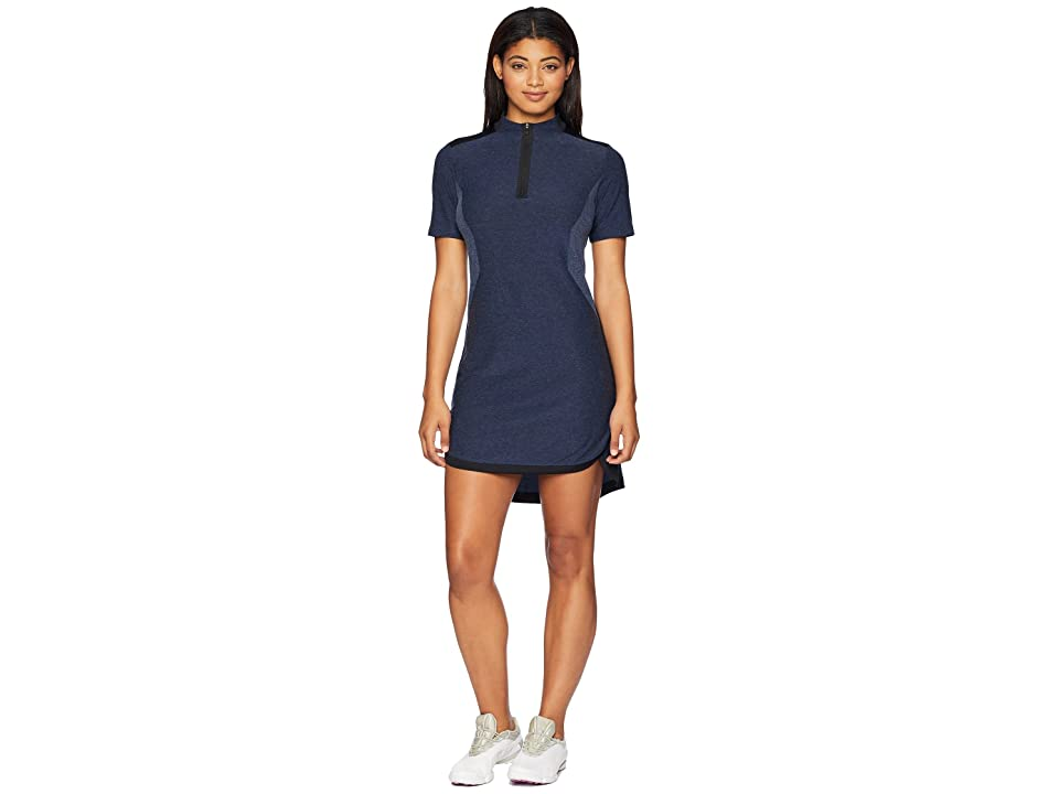 Nike Golf Zonal Cool Dress (Obsidian/Black) Women