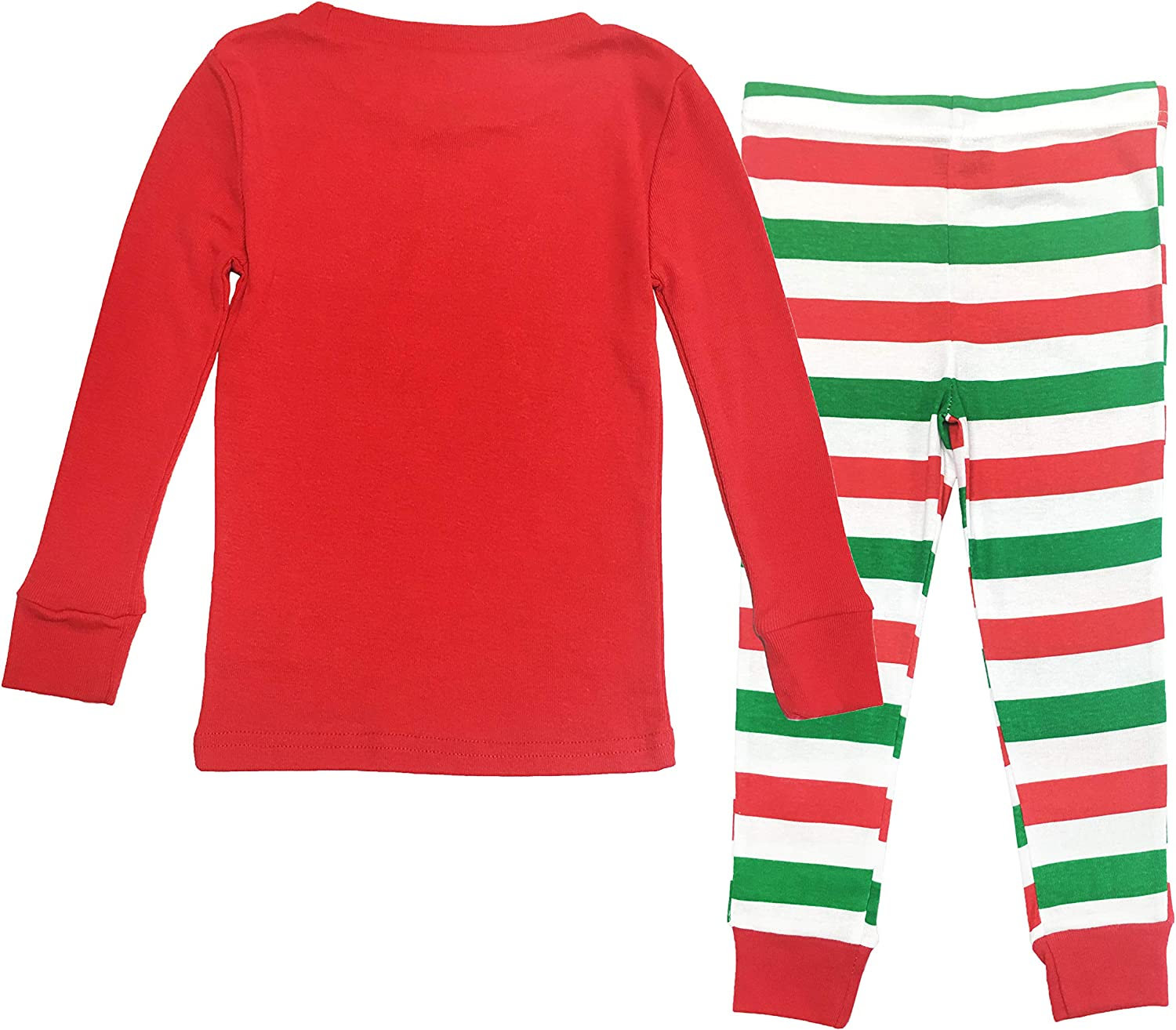 Dr. Seuss Grinch Merry Grinchmas! Matching Family Adult And Kids Pajama Set Outfits : Clothing, Shoes & Jewelry
