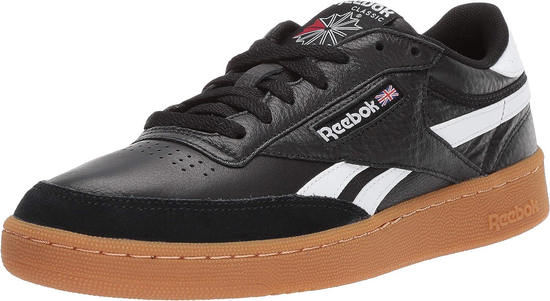 Reebok Men's Revenge Plus Gum Sneaker