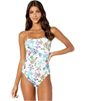 Vilebrequin - Facette Watercolor Turtles One-Piece Swimsuit