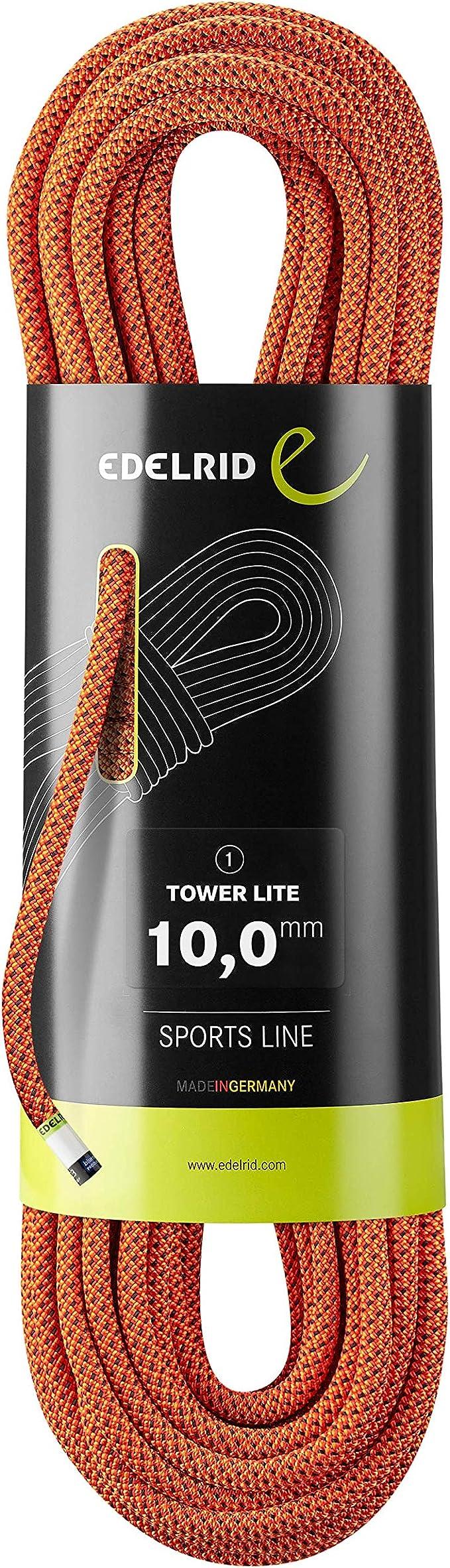 EDELRID Cuerda de escalada Tower Lite 10.0