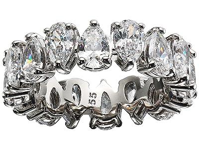 Swarovski Vittore Pear Ring (Silver) Ring
