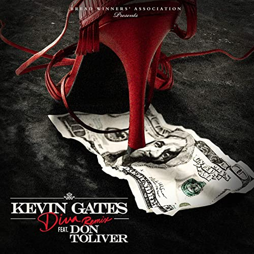 Diva Feat Don Toliver Remix Clean By Kevin Gates On Amazon