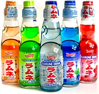 Best ramune japanese soda flavors Reviews