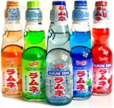 all ramune flavors