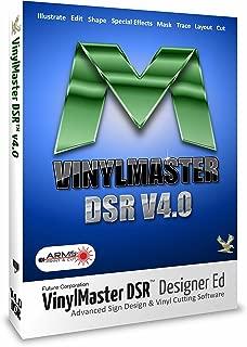 Advanced Graphics Design Software for Sign and Poster Shops VinylMaster DSR