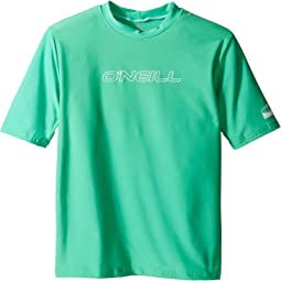 O'Neill Kids - Basic Rash Tee (Little Kids/Big Kids)