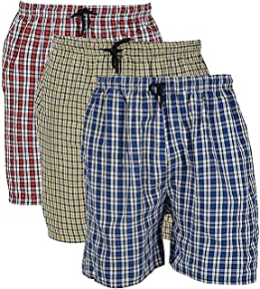 BIS Creations Pure Cotton Shorts-Boxer-Nikkar with Free Keyring Pack of 3
