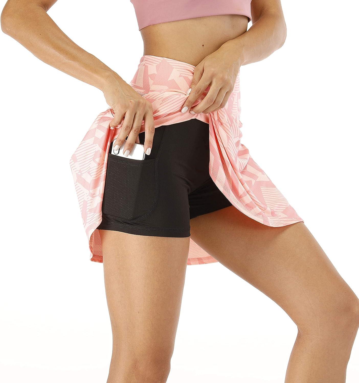 Seattle High order Mall Annjoli Women's Golf Skort Tennis Women Skirts for Pockets with