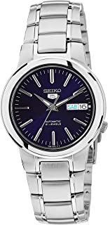 Men's SNKA05K Seiko 5 Automatic Blue Dial Stainless Steel Watch